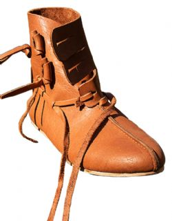 SHOES -  THOR SHOES - BROWN (41)