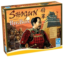 SHOGUN -  SHOGUN - BIG BOX (ENGLISH)