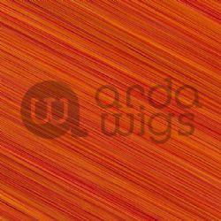SHORT WEFTS CLASSIC - FIRE ORANGE (ADULT)