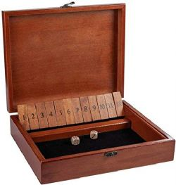 SHUT THE BOX WITH LID (11.75