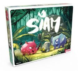 SIAM -  BASE GAME (MULTILINGUAL)