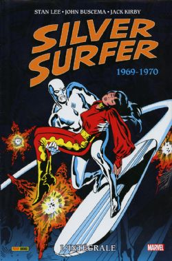 SILVER SURFER -  INTÉGRALE 1969-1970