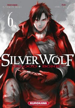 SILVER WOLF -  BLOOD BONE (FRENCH V.) 06