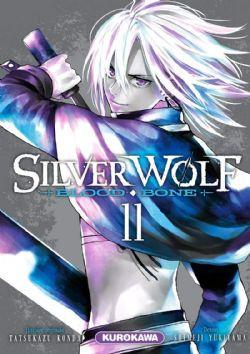 SILVER WOLF: BLOOD BONE -  (FRENCH V.) 11