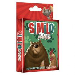 SIMILO -  ANIMAUX (ENGLISH)