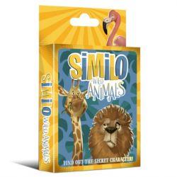 SIMILO -  ANIMAUX SAUVAGES (ENGLISH)