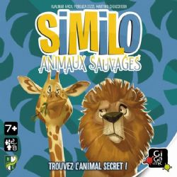 SIMILO -  ANIMAUX SAUVAGES (FRENCH)