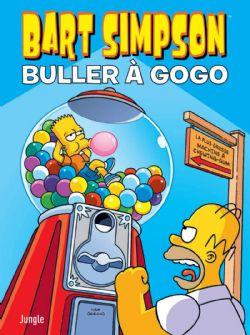 SIMPSONS, THE -  BULLER À GOGO -  BART SIMPSON 19