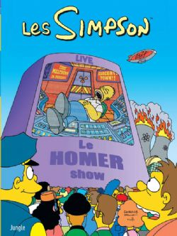 SIMPSONS, THE -  LE HOMER SHOW 38