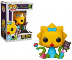 SIMPSONS, THE -  POP! VINYL FIGURE OF ALIEN MAGGIE (4 INCH) -  TREEHOUSE OF HORROR 823