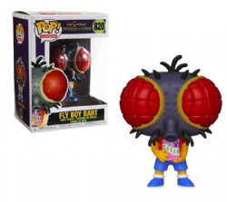 SIMPSONS, THE -  POP! VINYL FIGURE OF FLY BOY BART (4 INCH) -  TREEHOUSE OF HORROR 820