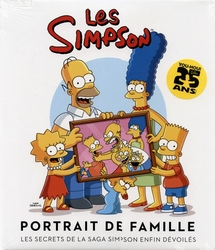 SIMPSONS, THE -  PORTRAIT DE FAMILLE - SECRETS DE LA SAGA SIMPSON ENFIN DEVOILES