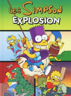 SIMPSONS, THE -  SIMPSON EXPLOSION, LES 02