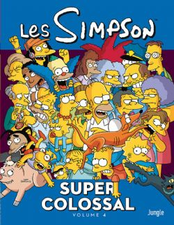 SIMPSONS, THE -  SUPER COLOSSAL 04