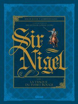 SIR NIGEL -  LA TRAQUE DU FURET ROUGE 02