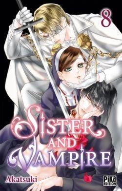SISTER AND VAMPIRE -  (FRENCH V.) 08