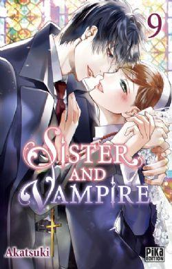 SISTER AND VAMPIRE -  (FRENCH V.) 09