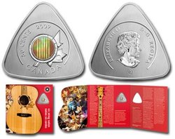 SIX STRING NATION -  2009 CANADIAN COINS