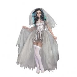 SKELETON -  DYING TO MARRY COSTUME (ADULT)