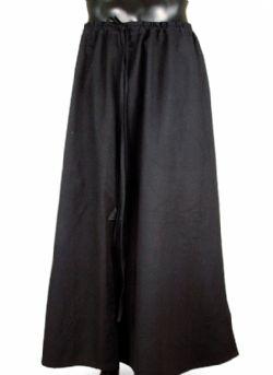 SKIRTS -  BATTLE SKIRT - BLACK (SMALL)