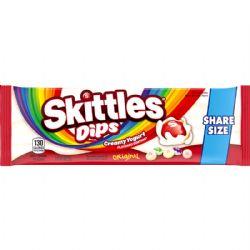 SKITTLES -  DIPS - SHARE SIZE (2.9OZ)