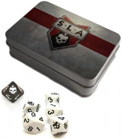 SLA INDUSTRIES -  SECOND EDITION - DICE SET LIMITED EDITION (ENGLISH)