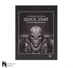 SLA INDUSTRIES -  SECOND EDITION QUICKSTART (ENGLISH)