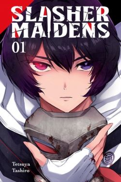SLASHER MAIDENS -  (ENGLISH V.) 01
