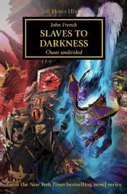 SLAVES TO DARKNESS (ENGLISH) -  THE HORUS HERESY