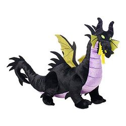 SLEEPING BEAUTY -  MALEFICIENT AS DRAGON PLUSH (19