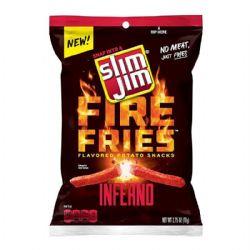 SLIM JIM -  FIRE FRIES INFERNO (2.75 OZ)