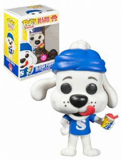 SLUSH PUPPIE -  POP! VINYL FIGURE OF SLUSH PUPPIE (FLOCKED) (USED) (4 INCH) 106