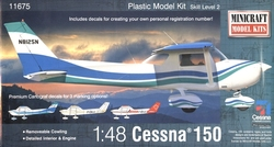 SMALL AIRPLANES -  CESSNA 150 1/48 (LEVEL 2)