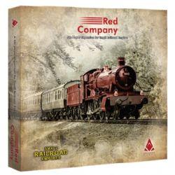 SMALL RAILROAD EMPIRES -  RED COMPANY (ENGLISH)