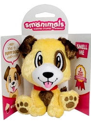 SMANIMALS -  CUPCAKE SCENTED PUPPY DOD PLUSH (6