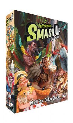 SMASH UP -  WORLD TOUR: CULTURE SHOCK (ENGLISH)