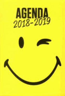 SMILEY WORLD -  AGENDA SMILEY 2018-2019