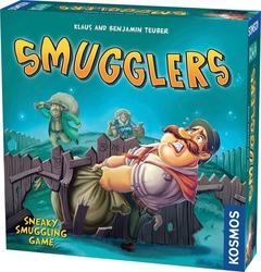 SMUGGLERS -  SMUGGLERS (ENGLISH)