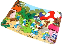 SMURFS -  PLACEMAT - SMURFS