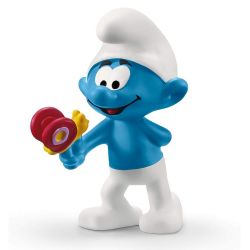 SMURFS -  SMURF WITH A BUTTERFLY 20818