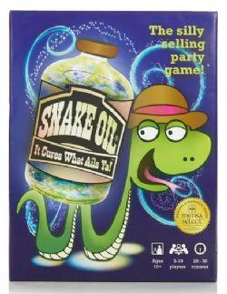 SNAKE OIL -  BASE GAME (ENGLISH)