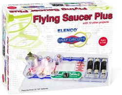SNAP CIRCUIT -  FLYING SAUCER PLUS (MULTILINGUAL)