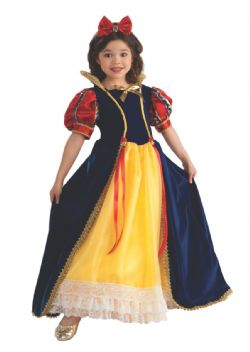 SNOW-WHITE -  ENCHANTED PRINCESS COSTUME (CHILD)