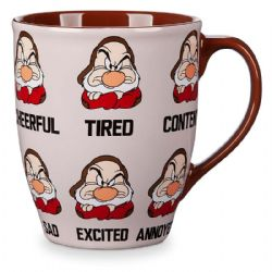 SNOW WHITE -  GRUMPY MUG