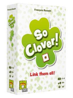 SO CLOVER (ENGLISH)