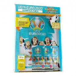 SOCCER 2020 -  ADRENALYN XL STARTER PACK (24 CARDS + 2 LIMITED CARDS)
