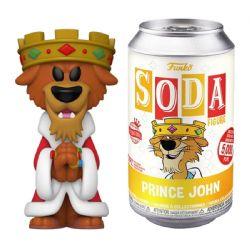 SODA VINYL FIGURE OF PRINCE JOHN (4 INCH) -  FUNKO SODA