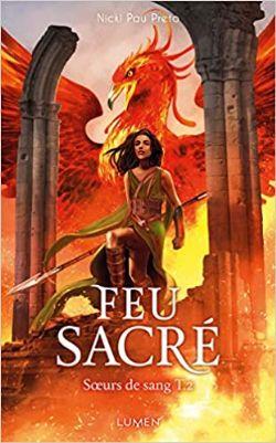 SOEURS DE SANG -  FEU SACRÉ (GRAND FORMAT) 02