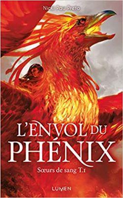 SOEURS DE SANG -  L'ENVOL DU PHÉNIX (GRAND FORMAT) 01