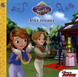 SOFIA THE FIRST -  JEUX ROYAUX -  DISNEY JUNIOR